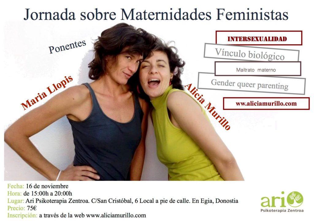 Jornada Maternidades feministas