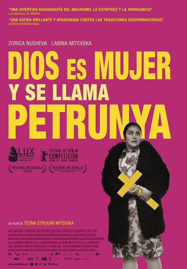 dios-es-una-mujer-y-se-llama-petrunya-poster