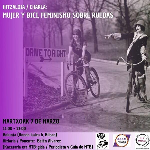 feminismo sobre ruedas
