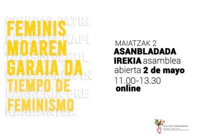 asamblea abierta euskal herriko koordinadora feminista