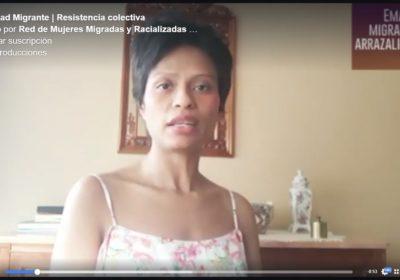 mujeres migradas racializadas cajas resistencia