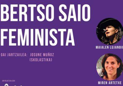 Bertso Saio Feminista