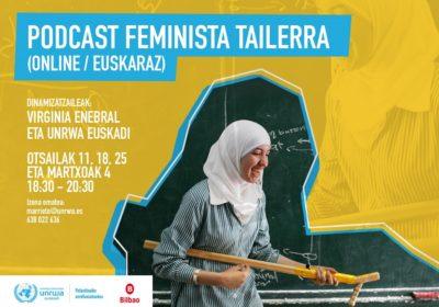 podcast feminista online