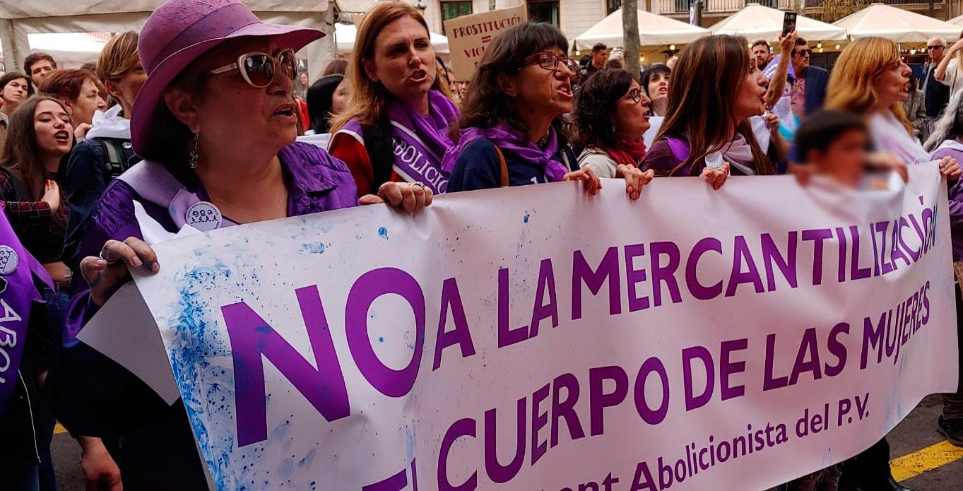 Abolicionista Del Porno la ii marcha abolicionista re�ne a figuras internacionales